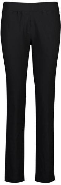 Ladies Black Bengaline High Stretch Pant