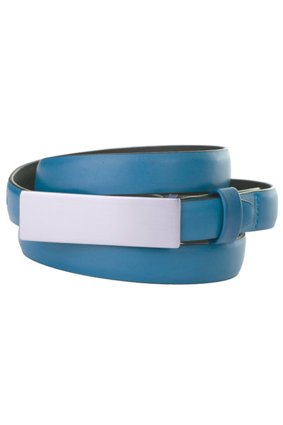 Ladies Corporate Belt - Hero Blue
