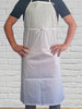 The Kitchen Hand Apron - White