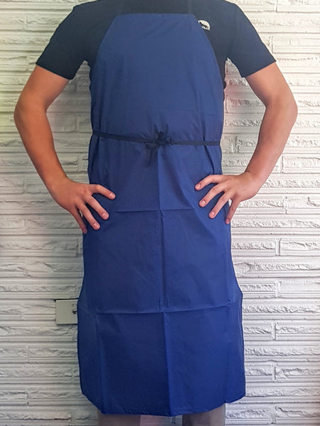 Nylon Wipedown NZ MADE Apron-Navy-Water Resistant