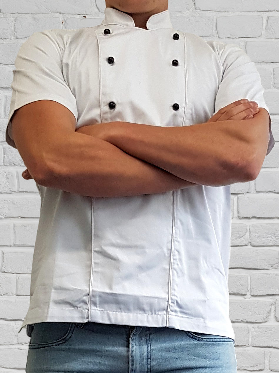 Quality White Chef Jacket