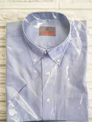 Oxford Shirt Pale Blue LSL
