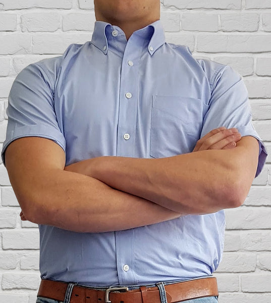 Oxford Pale Blue Shirt