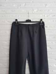 Ladies Charcoal Pants with No Waistband