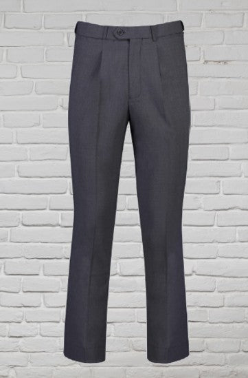 Polywool Z Stretch Men's Polywool Trouser - Charcoal
