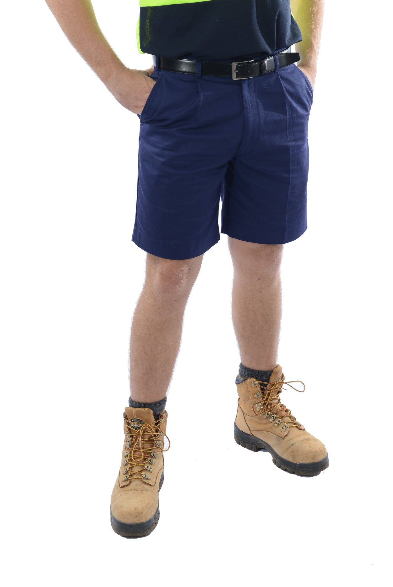 Men's Navy Work Short