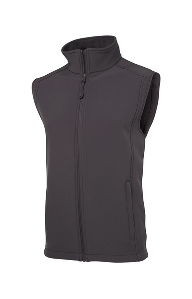 3JLV Layer Vest - Charcoal