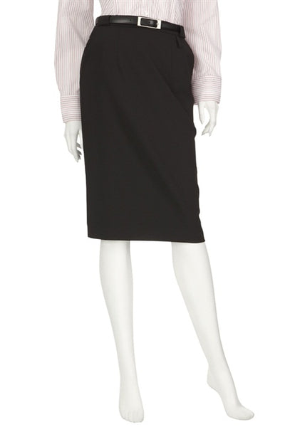 Ladies Easyfit Black Skirt