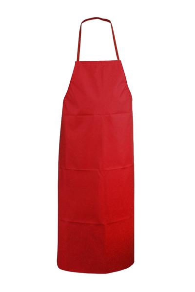 Red DCPR  Bib Apron