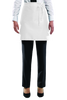 AC00 Waist Apron 100% Cotton -White