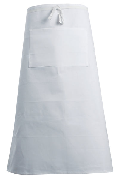 AL00P Long Waist Apron with Pocket
