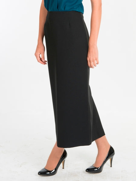 Ladies Long Black Skirt