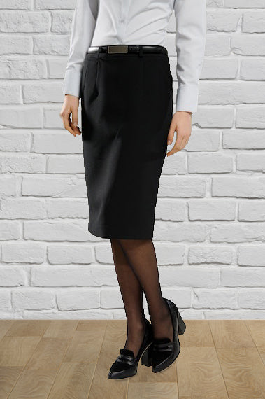 Ladies Black Dakota Skirt