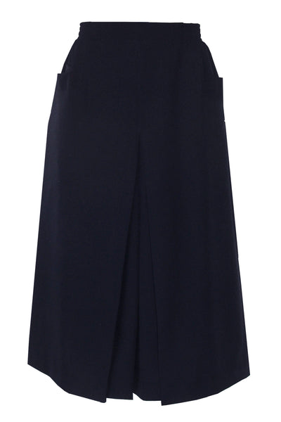 Ladies Stain Release Culotte - Navy