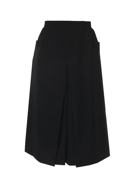 Ladies Stain Release Culotte - Black