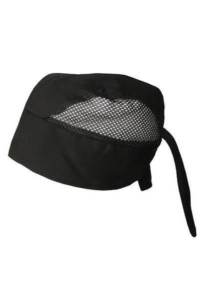 Black Bandana Hat
