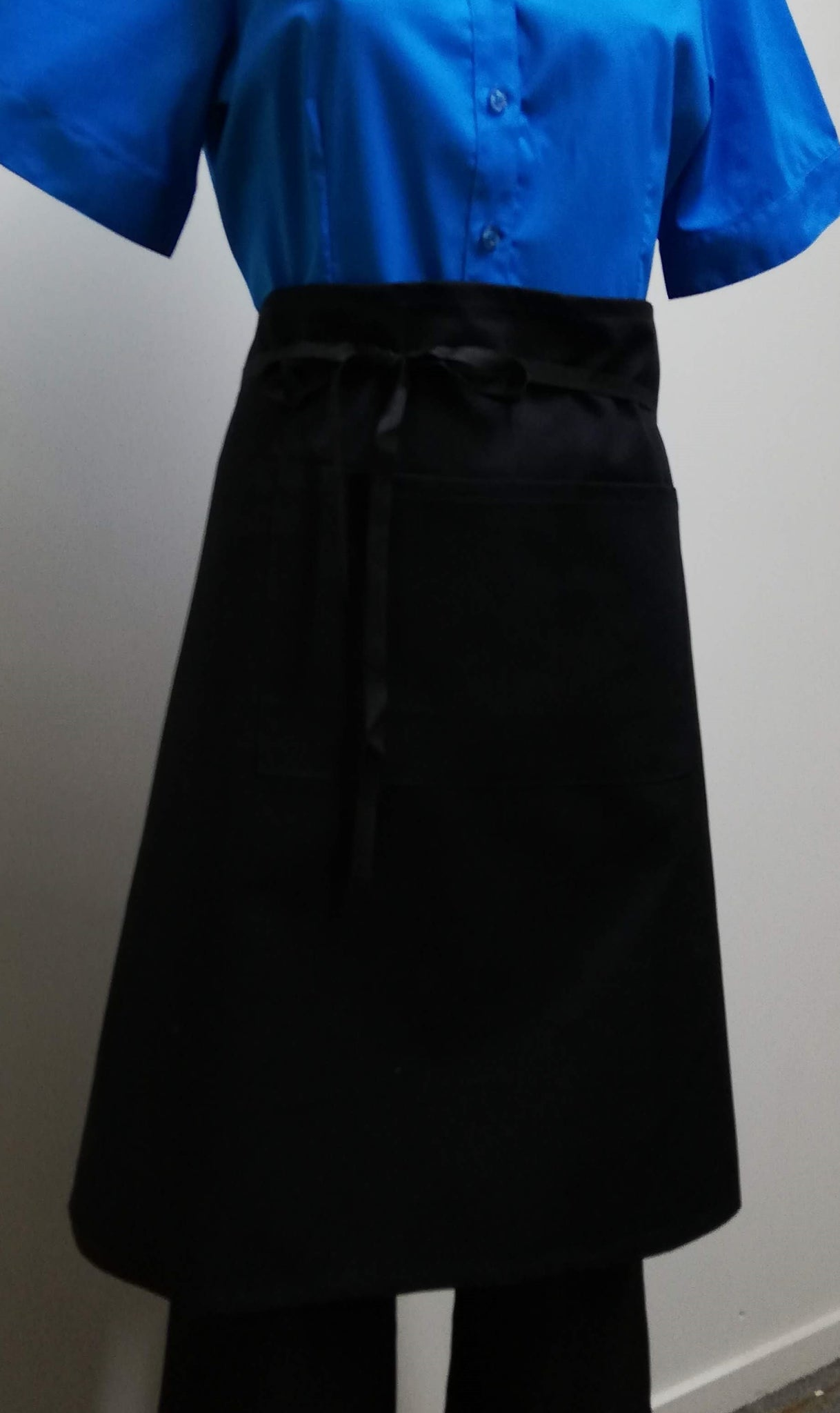 AC11P Waist Apron NZ Made - Navy