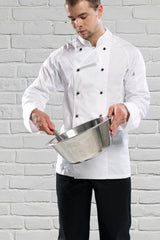 Cool Chefs Jacket - White