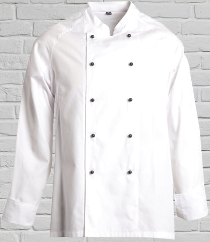 Cool Chefs Jacket White