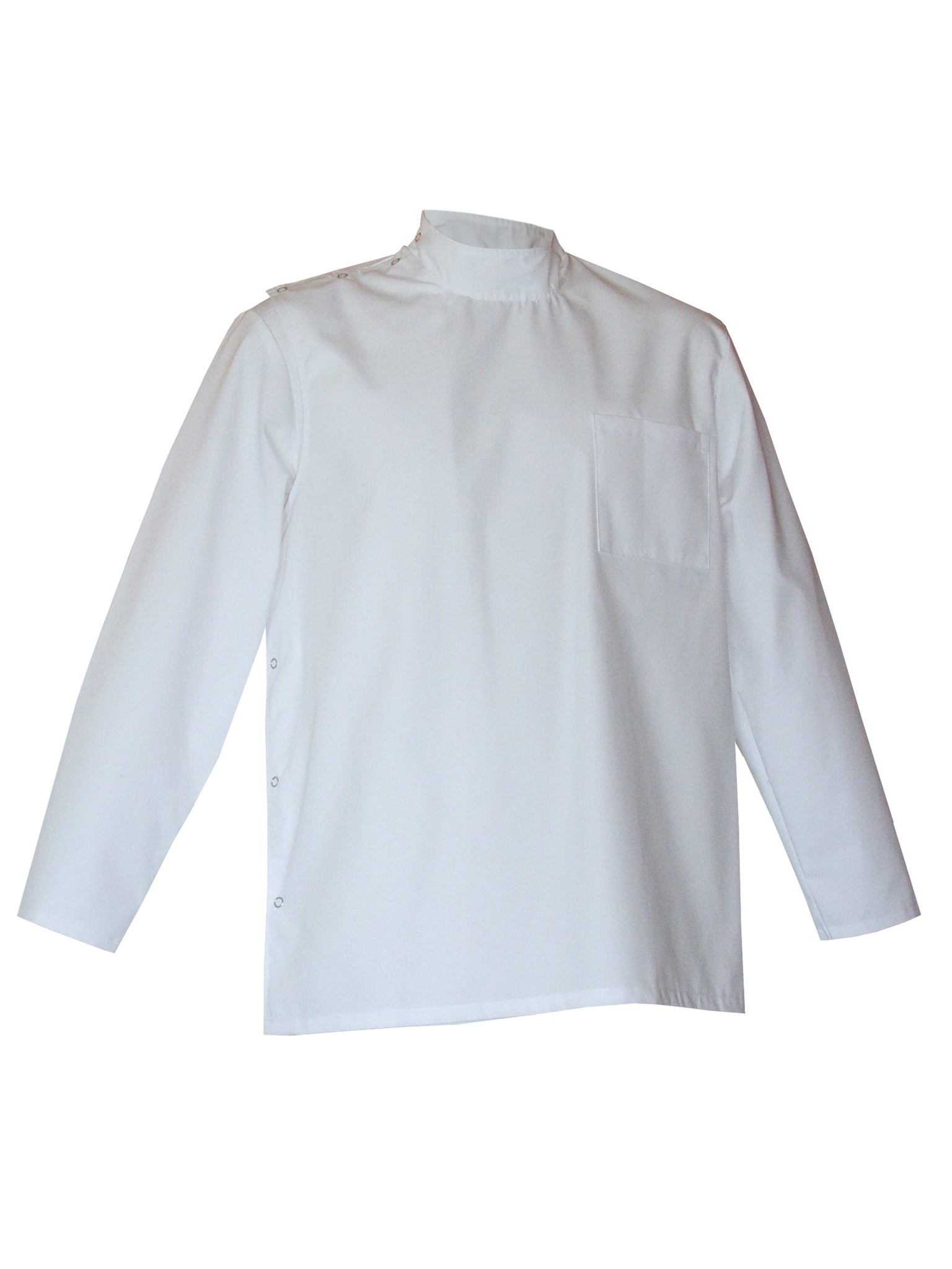 Dispensing Jacket - White