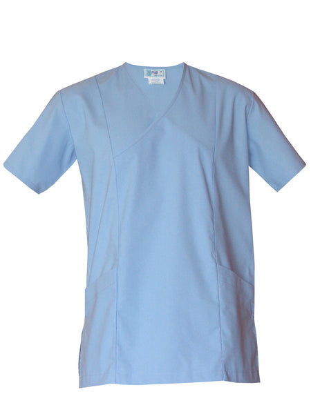 Crossover Smart Scrub Shirt