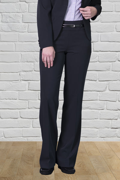 Biella Ladies Band Trouser Navy