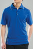 Royal/White Men's Polo Shirt