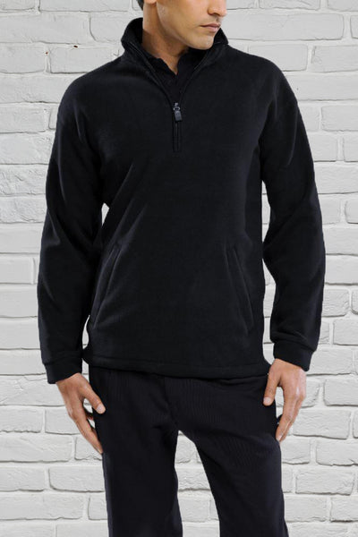 Polar Fleece Half Zip Top