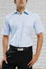 Men's Business Shirt Pale Blue