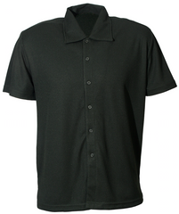 FR31 Dark Green Men's Shirt