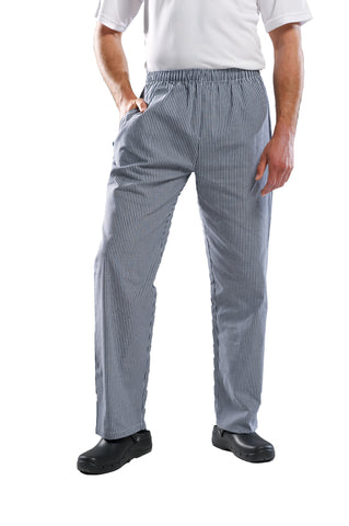 Small Check Pulltop Trouser