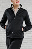 Ladies Black Softshell Jacket