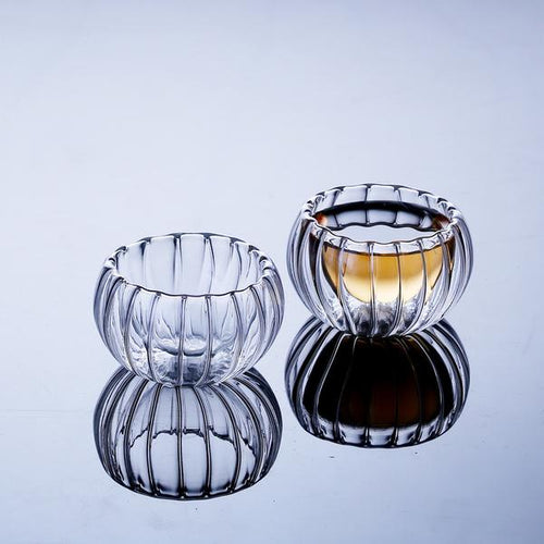 Double Wall Glass Mini Pumpkin Bodum Design Shot Glass 50ml (1 Glass)