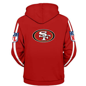 San Francisco 49ERS Hoodies