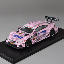 Diecast Car Model Toy 1:43 AMG C63 DTM Racing Team Replica Collection
