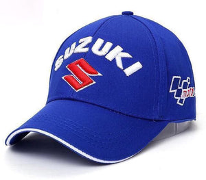 Suzuki Embroidered Racing Cap