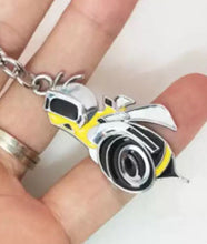 Scat Pack Super Bee Keychain