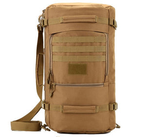 Durable Outdoor 50L Military Tactical Camo Backpack Laptop Bag