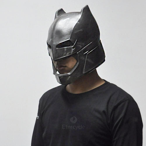 Armored Batman Full Overhead Latex Cosplay Mask