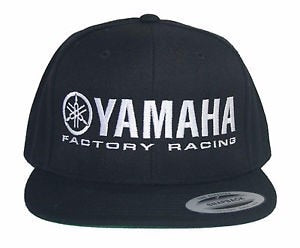 Embroidered Yamaha Factory Racing Cap