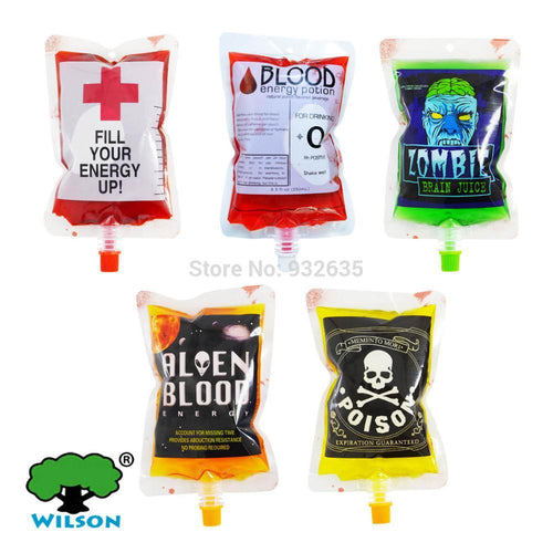 Blood Drink Bags 250 ML 20 PCS