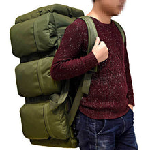 Large Capacity 90L Military Tactical Backpack Luggage Bag