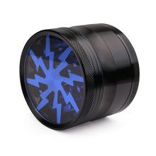 DUB Lightning Wheels Quality 4 Layers Weed Grinders