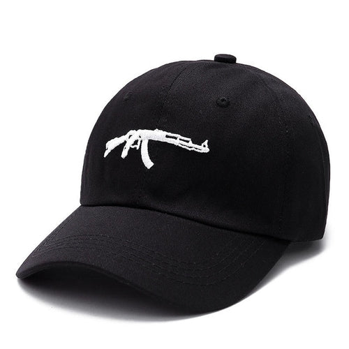 AK-47 Embroidered Cap