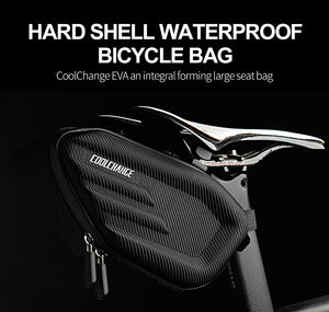 Tech Style Waterproof MTB Bicycle Saddle Bag