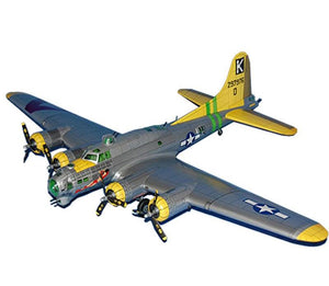 Aircraft DIY Paper 3D Model Boeing B-17G Flying Fortress 1:33