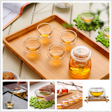 Double Wall Glass Mini Hot or Cold Shot Glass 50ml  6pcs/Lot