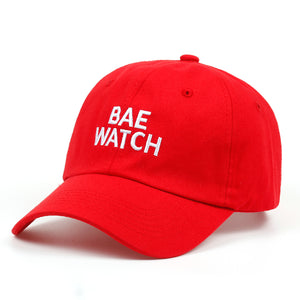 BAE WATCH Embroidered Cap