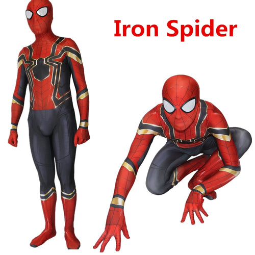 Iron Spider 3D Print Cosplay Costume