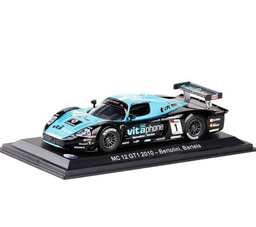 Diecast Car Model Toy 1:43 Maserati MC12GT1 2010 #1  Racing Replica Collection